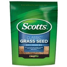 Classic Grass Seed Sun & Shade Mix