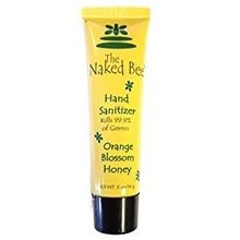 Orange Blossom Honey Hand Sanitizer - 2oz