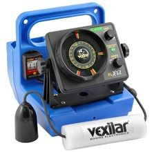 Vexilar FLX-12 Genz Pack with 12 Ice-Ducer and DD-100