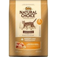 Natural Choice Weight Loss Chicken Brown Rice