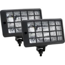 55 Watt Rectangular Off-Road Light Kit