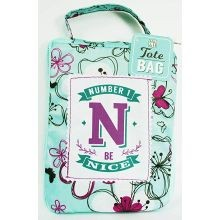 History and Heraldry Number 1 N Fabric Girl Bag