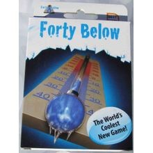 Forty Below - Family Card Game