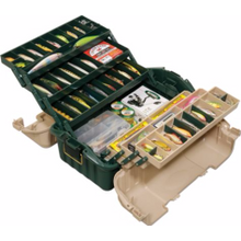 Large 3-Tray with Top Access Tackle Box