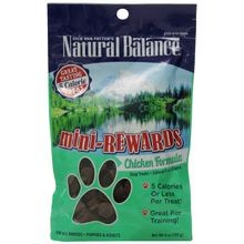 Mini-Rewards Semi-Moist Dog Treats