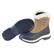 Ladies' Arctic Apres Slip-On Snow Boots