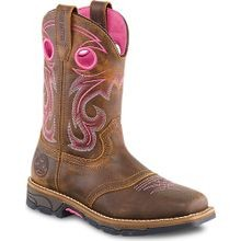 Ladies' Waterproof Western Boot
