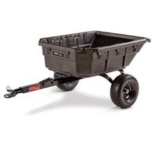 Pro Grade Hybrid Tractor/ATV Cart With Swivel Dump