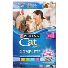 Cat Chow Complete Formula Dry Cat Food