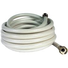 Heavy Duty Reinforced Water Hose, 1/2 In X 25 Ft
