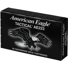 American Eagle 223 Remingon Centerfire Rifle Ammunition