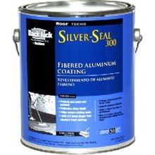 Black Jack Silver Seal 300 Fibered Aluminium Roof Coating - 3.6 qt