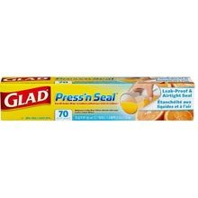 Press n' Seal Food Wrap 70 Sq Ft Roll