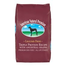 Triple Protein with Ancestral Grains Dog Food - 33lb