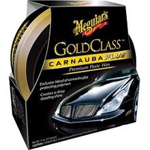 Gold Class Carnauba Plus Premium Car Paste Wax