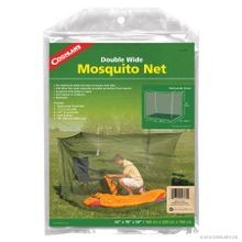 Backwoods Mosquito Net-Double Green