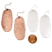Copper Lake Earrings
