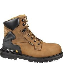 Men's Bison 6-Inch Safety Toe Work Boot