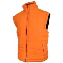 Men's Insulated Vest with Repellent