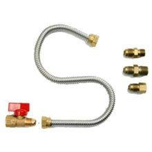 One Stop Universal Gas Appliance Hook Up Kit