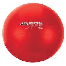 Large Red Horse Activity Ball