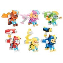 Paw Patrol Deluxe Sea Patrol Action Figures