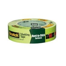 Masking Tape for Hard-To-Stick Surfaces
