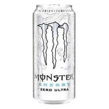 Zero Ultra Energy Drink 16 oz