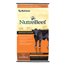 Nutrebeef Grower/Finisher Feed Pellets