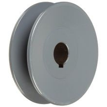 Single Groove Pulley, 2.95 X 5/8