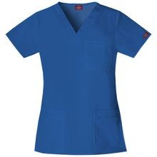 Ladies' Gen Flex Jr. Fit Youtility Scrub Top