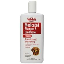 Medicated Shampoo & Conditioner For Dogs