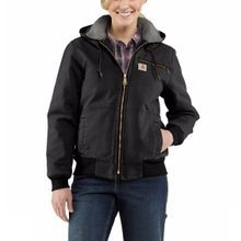 Ladies' Weathered Wild Wood Duck Jacket