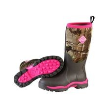 Ladies' Woody RealtreeAPG & Pink Hunting Boot