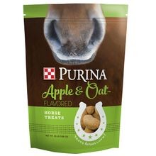 Apple & Oat Horse Treats