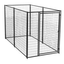 6'H x 5'W x 10'L Modular Kennel Welded Wire Kit