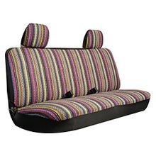 Multi-Color Large Prairie Truck Bench Seat Cover