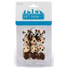 CAT MOUSE TOY 12 PACK