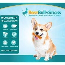 Best Bully Sticks All-Natural Himalayan Yak Cheese Dog Chews