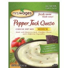 Pepper Jack Queso Cheese Dip Mix