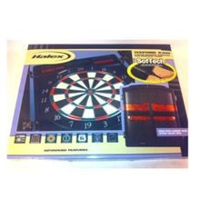 Oxford 8-Player Electronic Dartboard with Integrated Cabinet