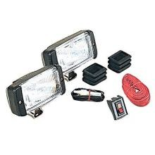 Black Housing 55W Docking Light Kit