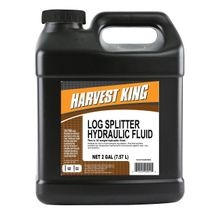 Log Splitter Hydraulic Fluid, 2 Gallons