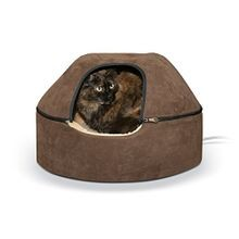 4w Thermo-kitty Dome Bed