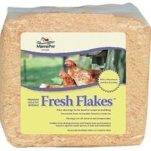 Poultry Fresh Flakes Bedding 3 Cu Ft Bag