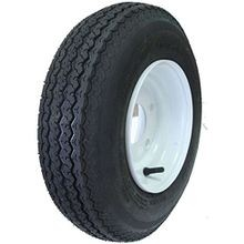 Trailer Tire & 5 Bolt Wheel Assembly 5.70-8 6-Ply Rated Load Range C