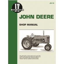 Shop Manuals For John Deere Tractors
