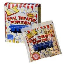 Real Theater Popcorn - Original Flavor, 5-pack