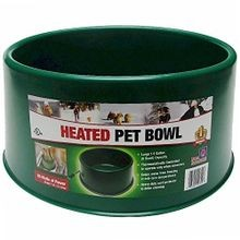 6 Quart Heated Pet Bowl