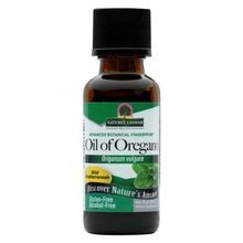 - Oil Of Oregano Leaf - 1 Fl Oz